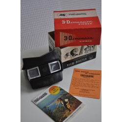 VISIONNEUSE STEREOSCOPE VIEW MASTER