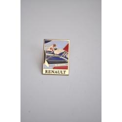 PIN'S RENAULT ELF LABATT'S AUTOMOBILE F1