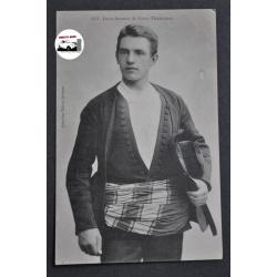 """CARTE POSTALE ANCIENNE """"Jeune Homme de Saint-Thégonnec"""""""